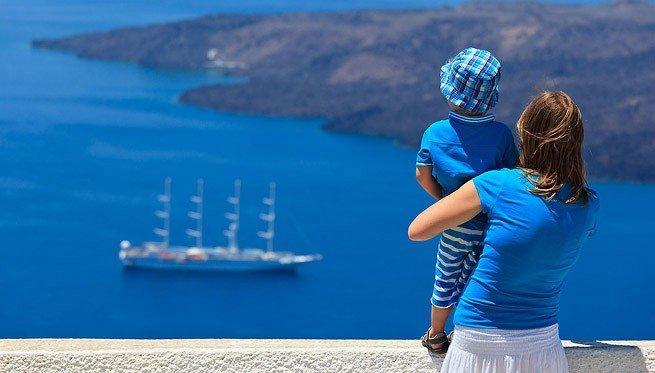 Греция с малышами