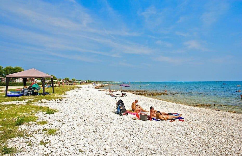 Пляж Медулин