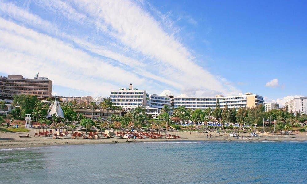 Комфортная погода на Кипре в начале осени