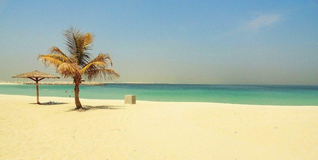 Лагуна и пляж Аль-Мамзар, Шарджа