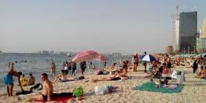 Пляжных отдых