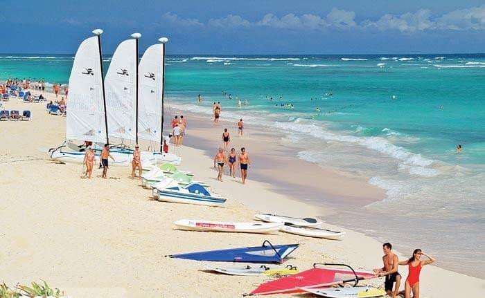 Пляж Пунта Каны