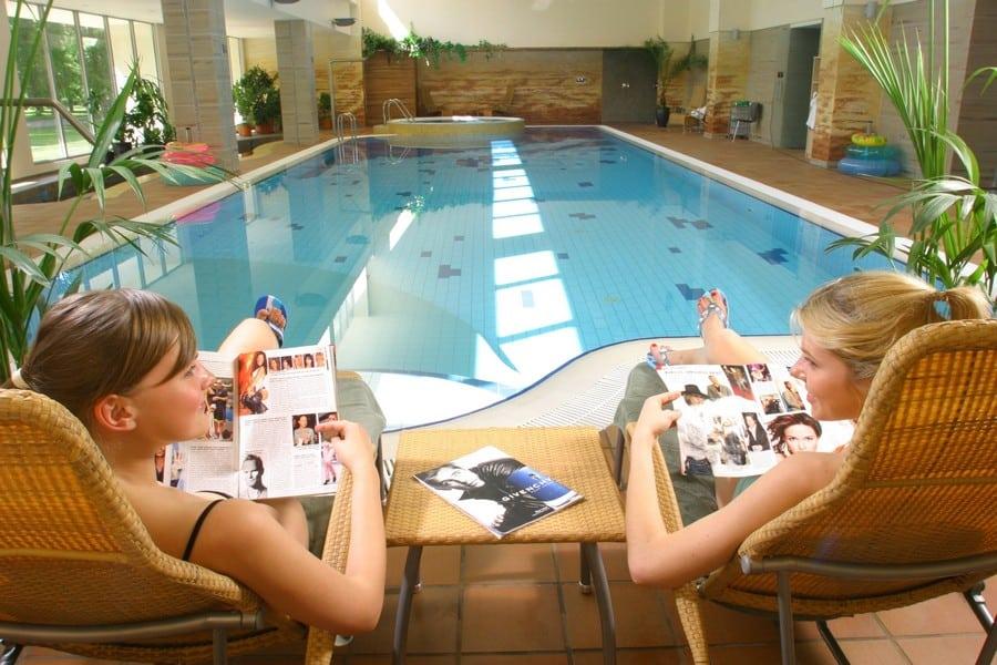 СПА отель Spa Vilnius Sana Друскининкай