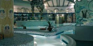 Банный комплекс с бассейнами