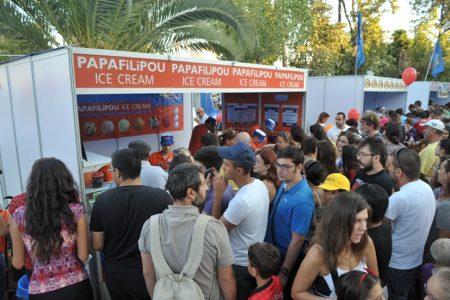 фестиваль мороженого в Никосии
