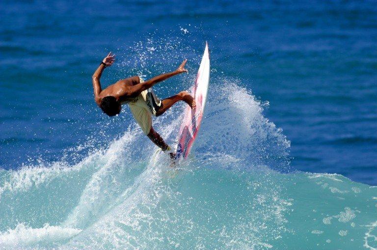 Серфинг на Гоа