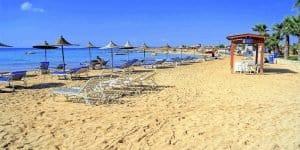Пляж святой Феклы