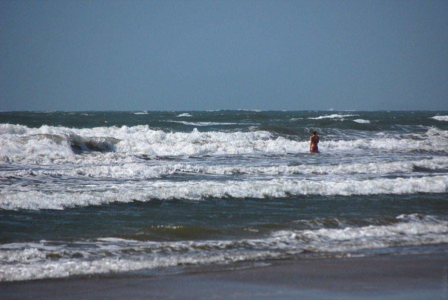 Сильные волны