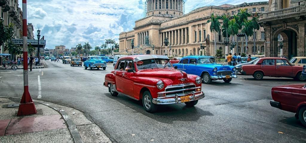 Экскурсии по Кубе