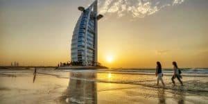 Закаты в ОАЭ