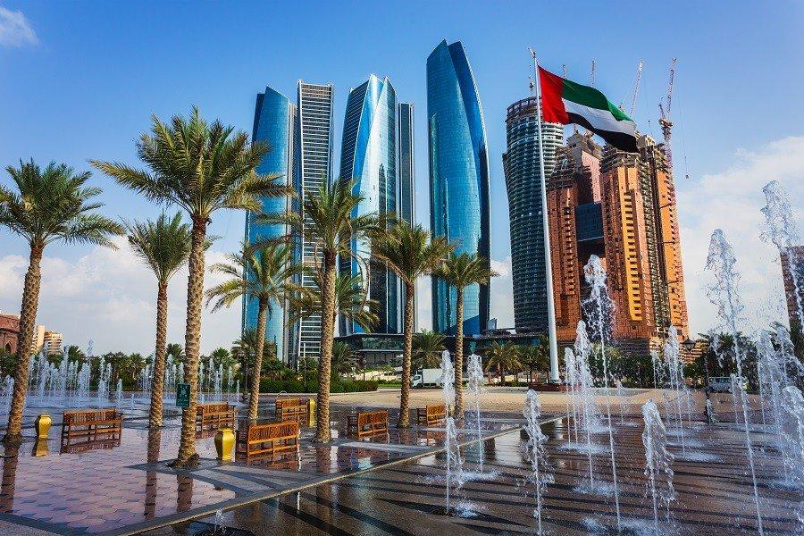 Башни Этихад в Абу Даби