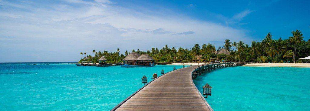 Начало мая на Мальдивах