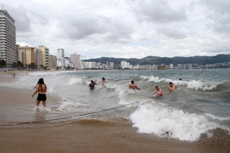 Непогода в Акапулько
