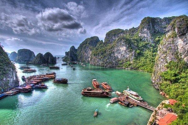 Начало лета во Вьетнаме