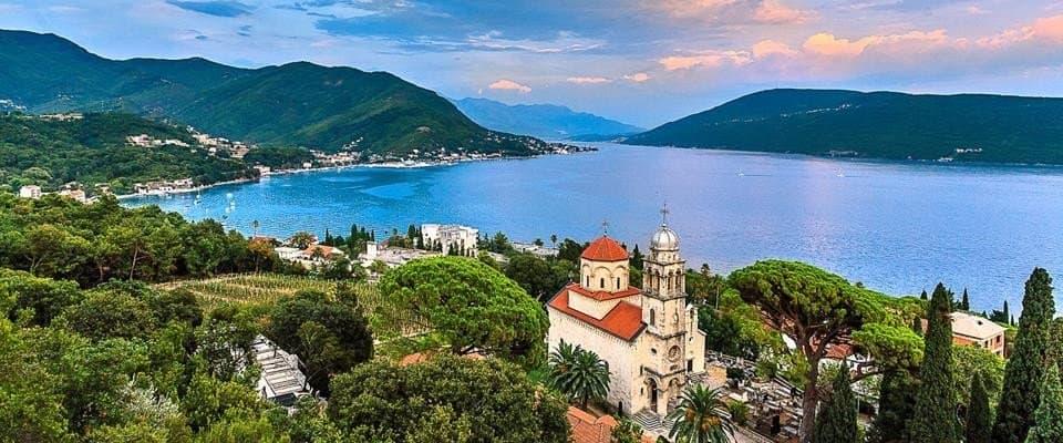 Живописная Черногория