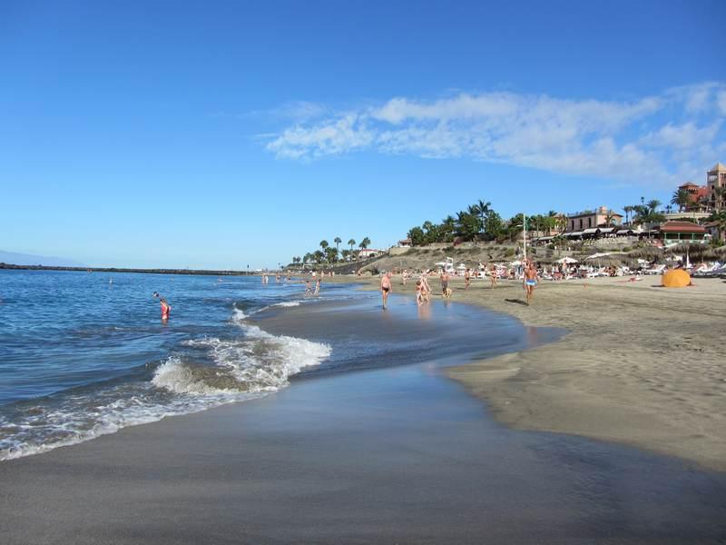 Пляж Эль Дюк в октябре 2016 года