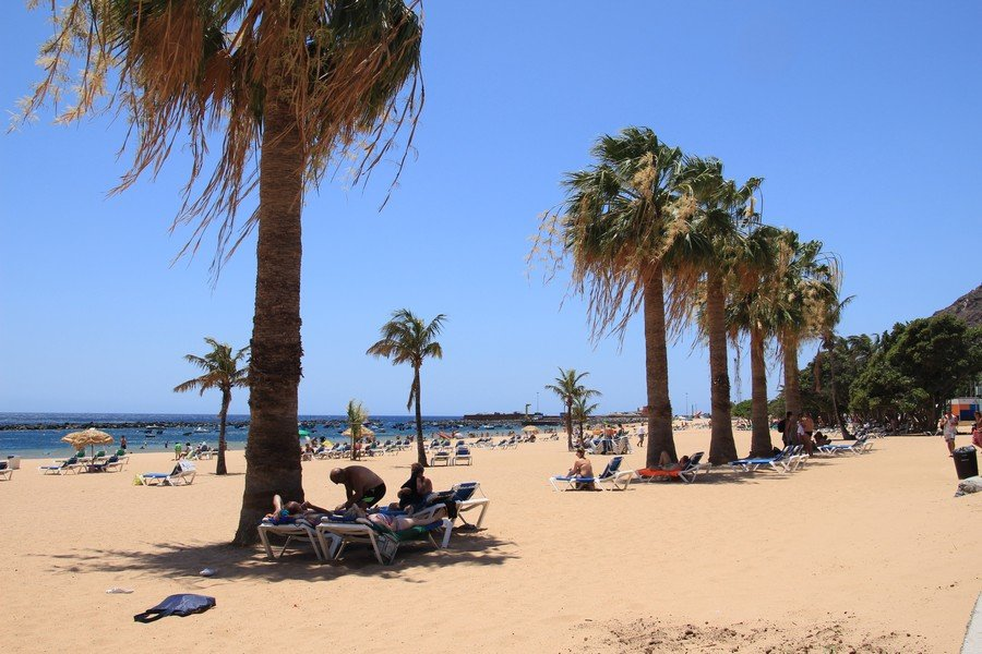 Пляж Эль Дюк