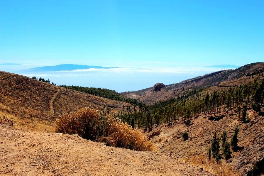 Поездка к вулкану Тейде