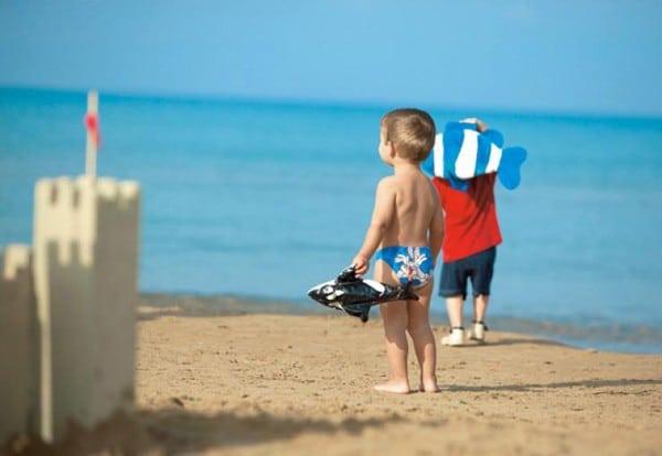 На Кипре с детьми