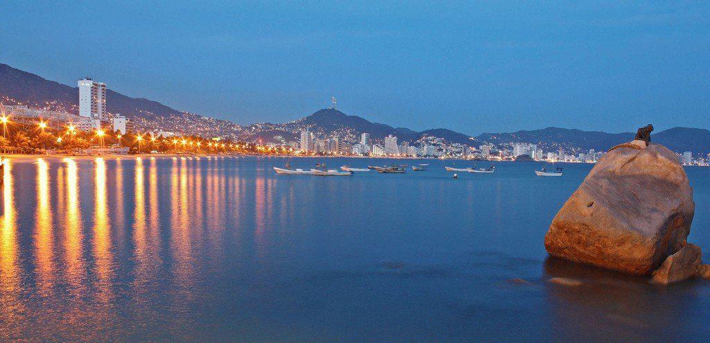 Вечерний Акапулько