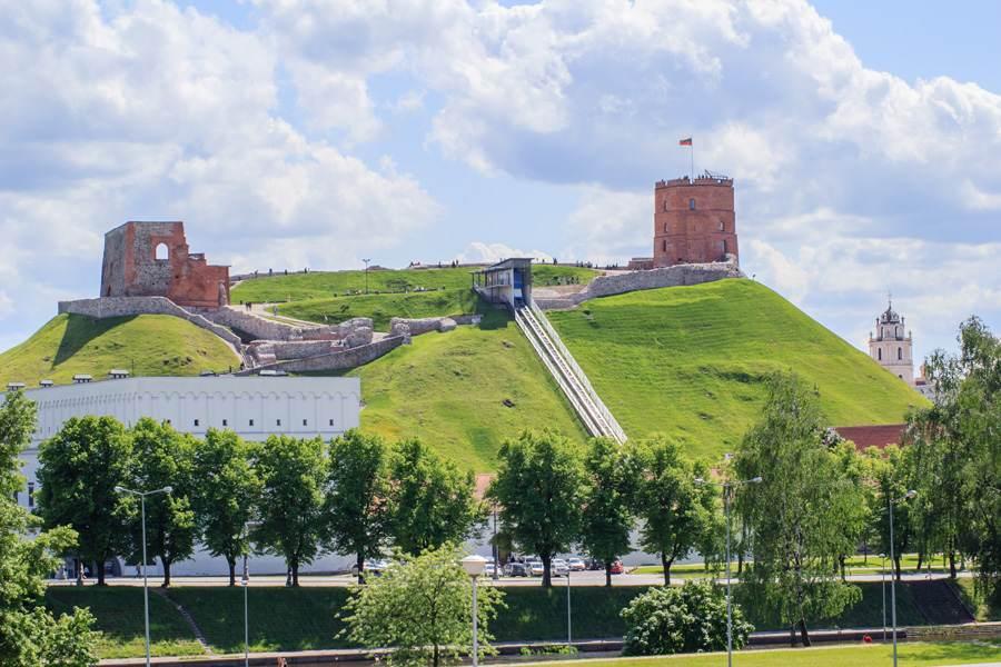 Башня Гядиминаса