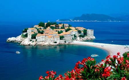 Черногория популярное летнее направление