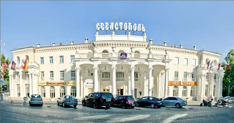 Best Western Севастополь