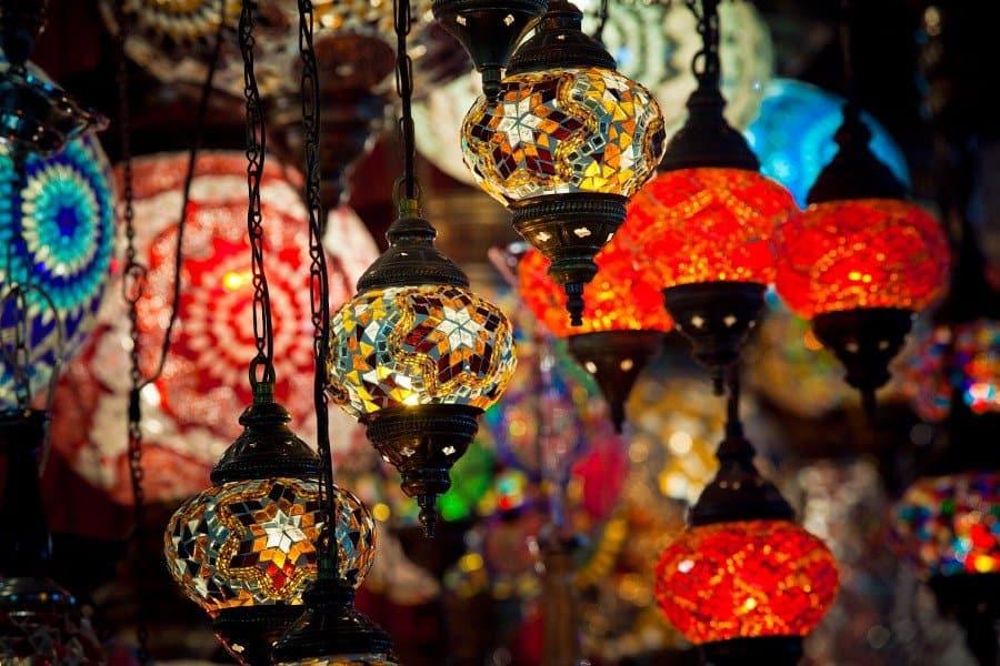 Лампа - ночник