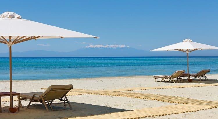 Пляж Астерия на Кипре