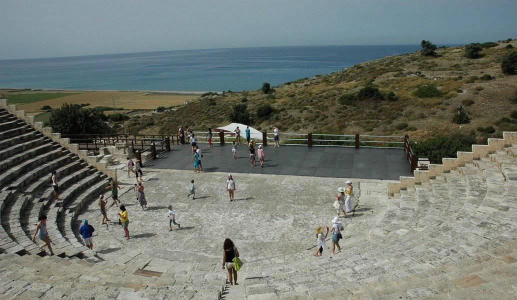 Амфитеатр Кириум