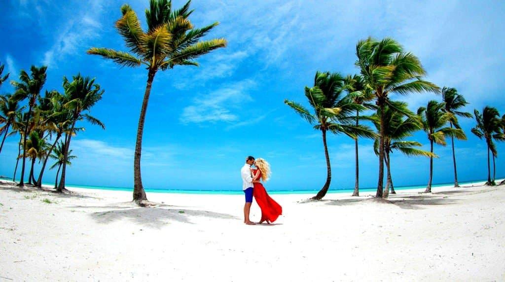 Романтическое 8 марта в Доминикане