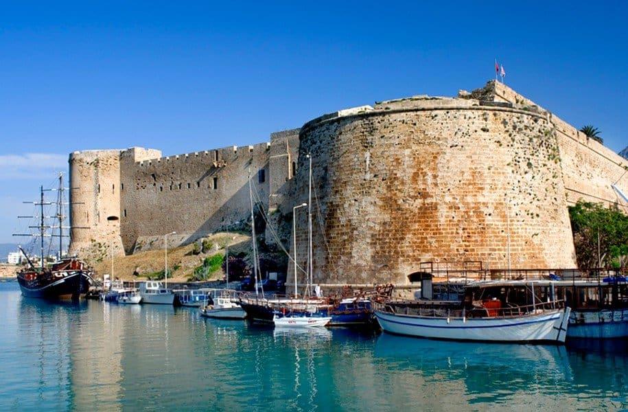 Крепость Северного Кипра