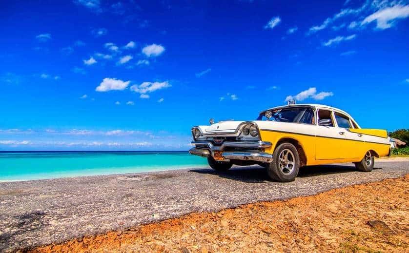Необычные приключения на 8 марта на Кубе