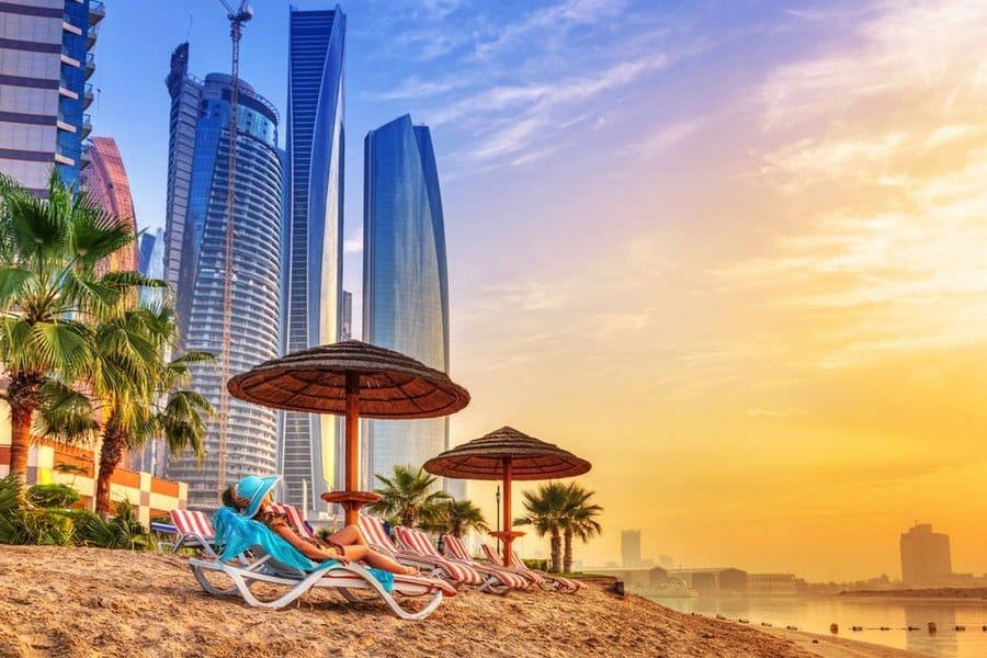 Лучшее 8 марта в Дубаи