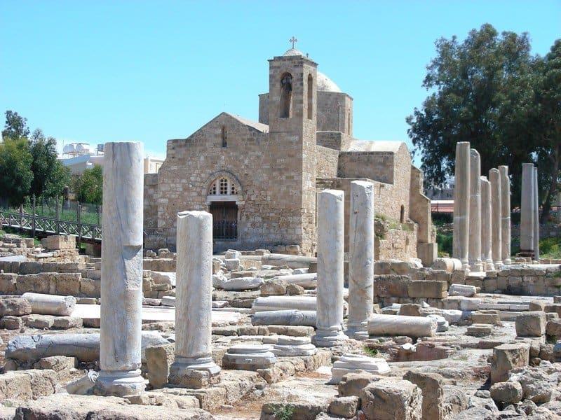 Церковь Панагии Хрисополитисса в Пафосе