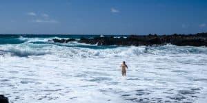 Неспокойный океан