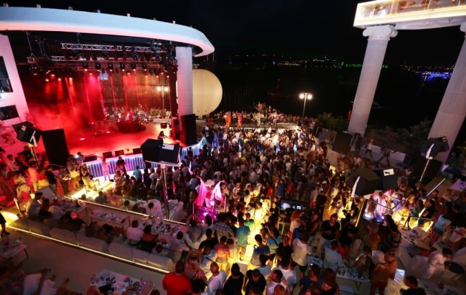 Ночной клуб Halicarnas