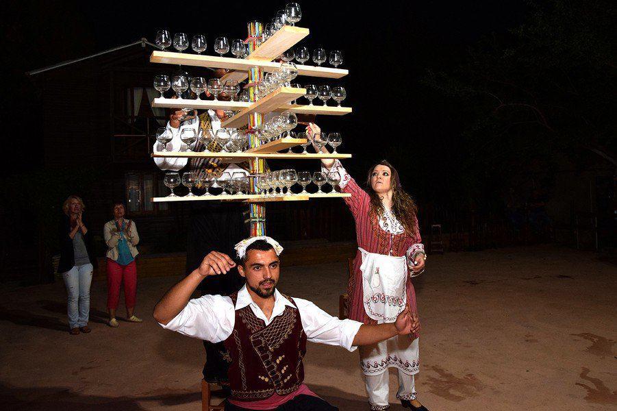 Кипрская ночь