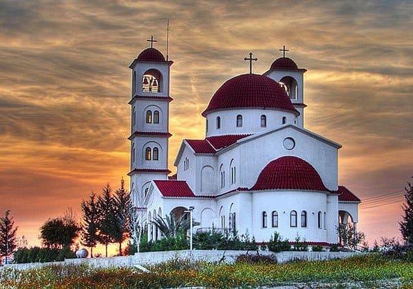 limassol Храм Св. Игнатия
