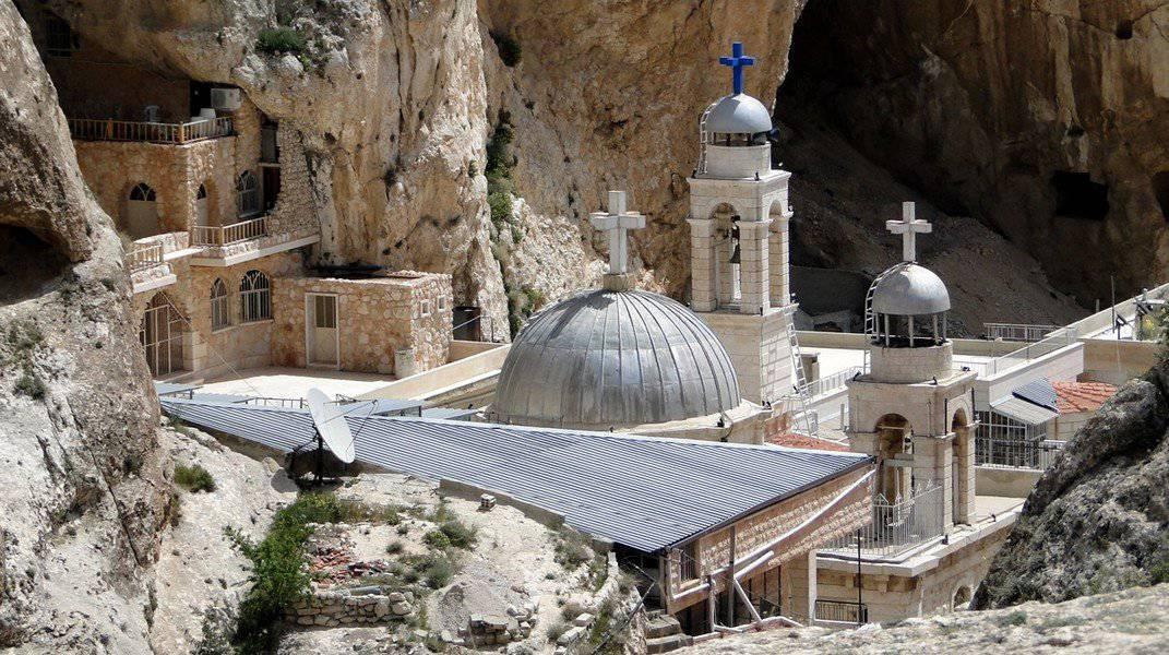Монастырь Св. Феклы