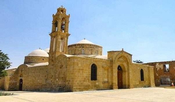 Церковь св. Варнавы и Иллариона