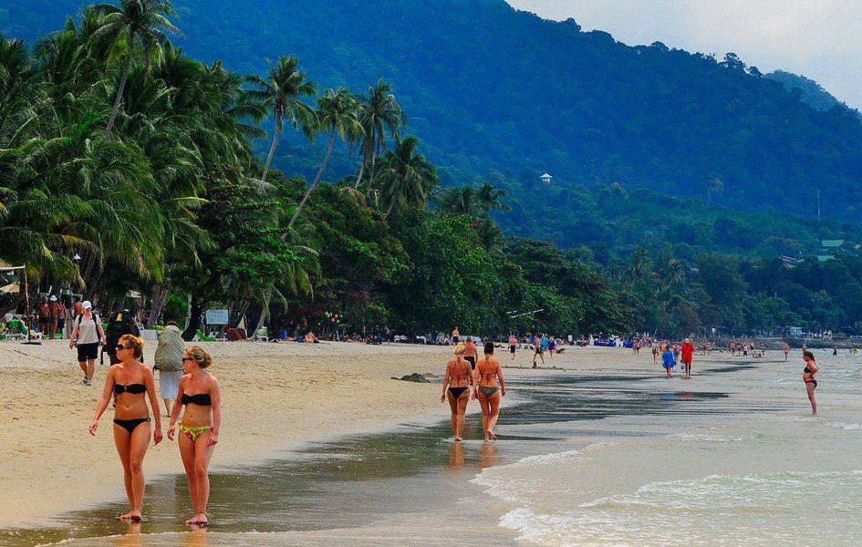 Пляж Ко Чанга