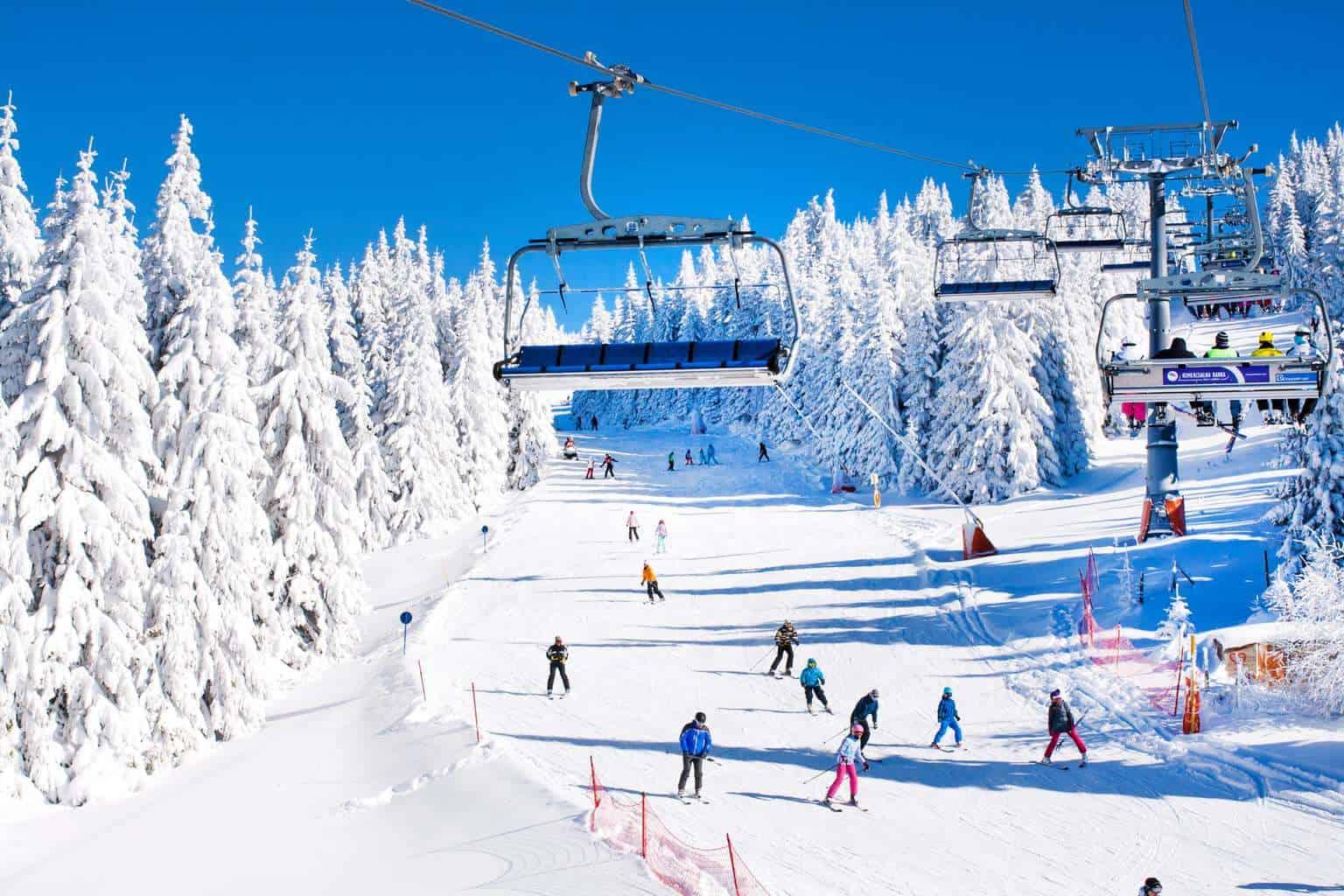 Улудаг горнолыжный курорт в Турции