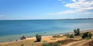 Море летом