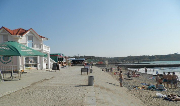 Кемпинг на берегу