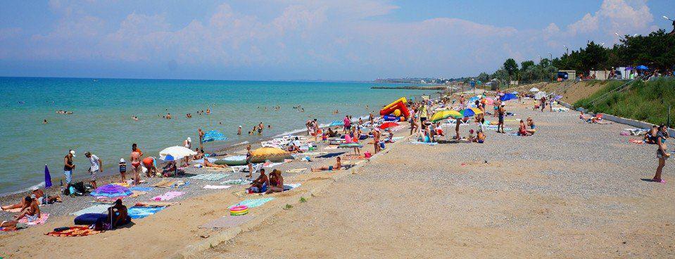 Пляж Песчаного