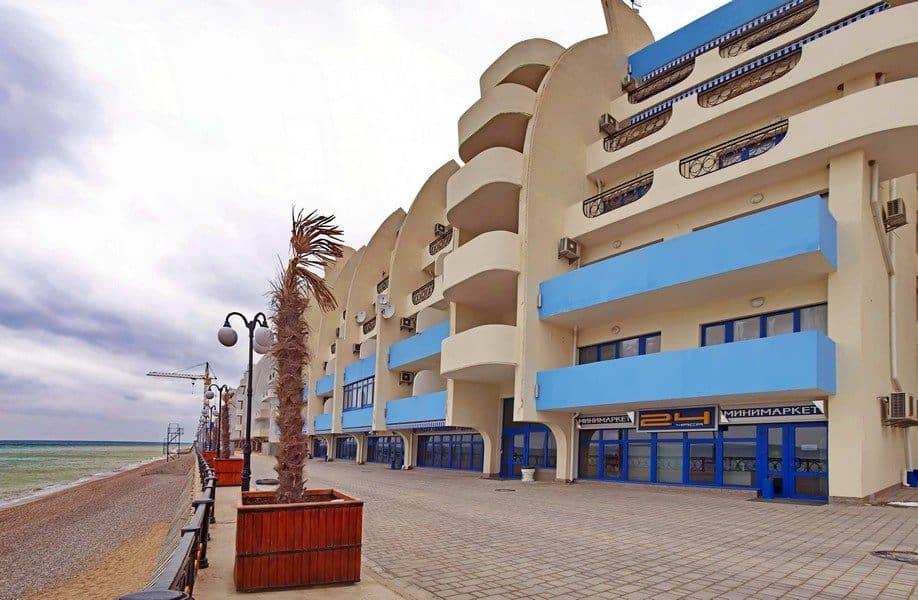 Аппартаменты у моря