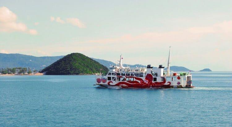Как добраться до Самуи с острова Пхукет