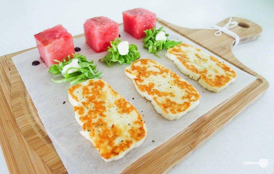 Кипрский сыр Халлуми