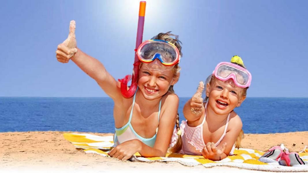 Лучшие детские отели в Хургаде